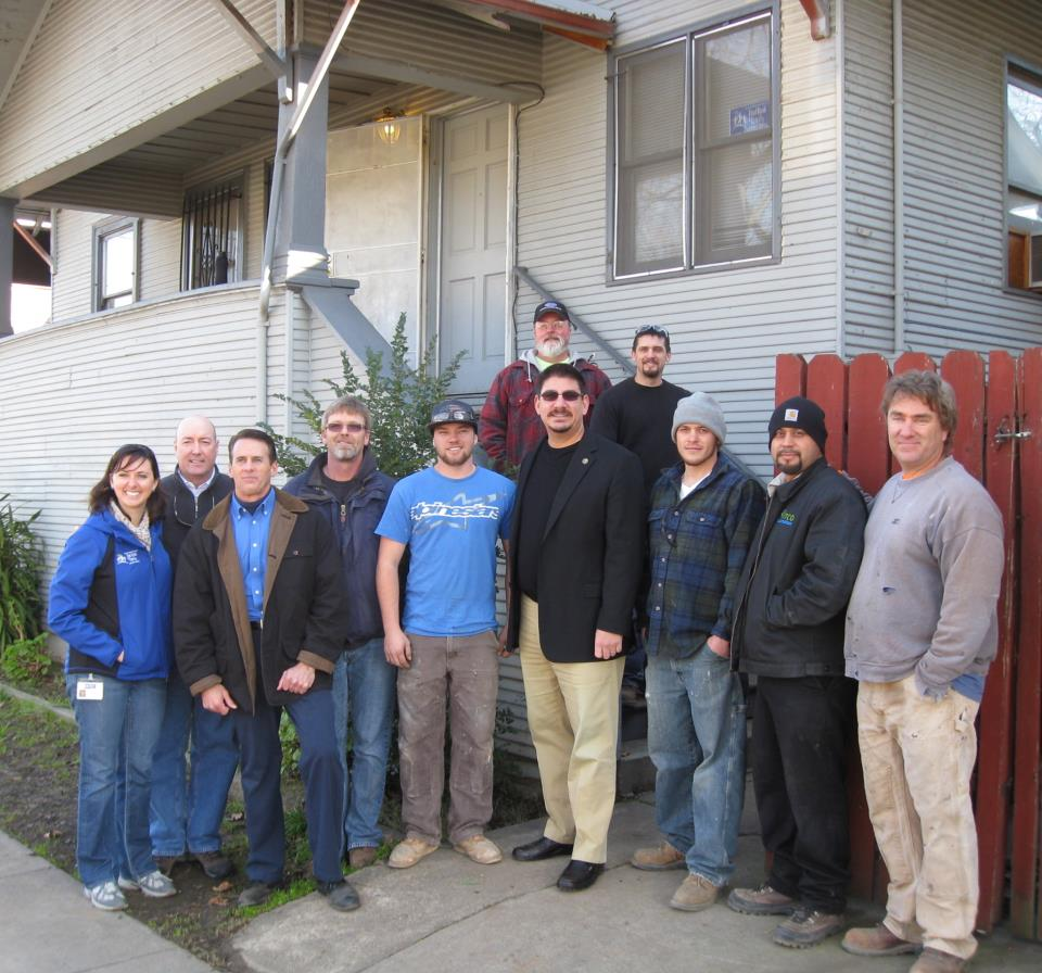 Visit To The Sheet Metal Workers Union Local 104 District