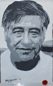 Cesar Chavez by Juan Manuel Carrillo