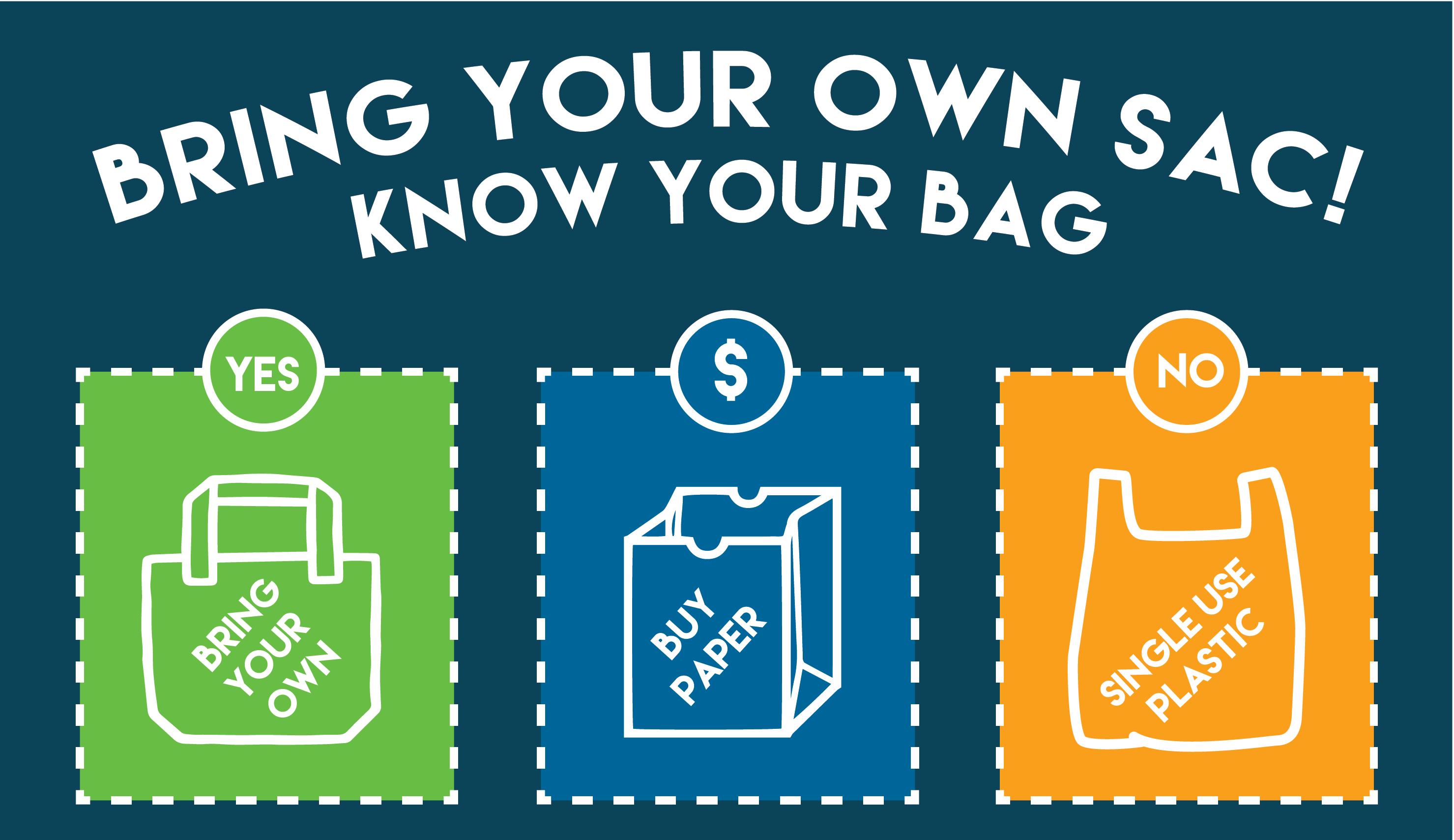 Sacramento County Says Goodbye to Single-use Plastic Bags