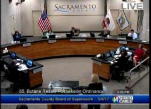 Board of Supervisors meeting May 9 2017