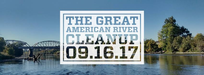 Great American River Clean Up - take pride in the Parkway!