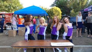 Kings dancers 2017 National Night Out