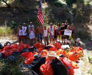 Parkway volunteers