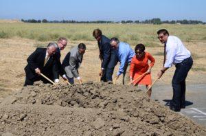 Metro Air Parkway Interchange Project groundbreaking