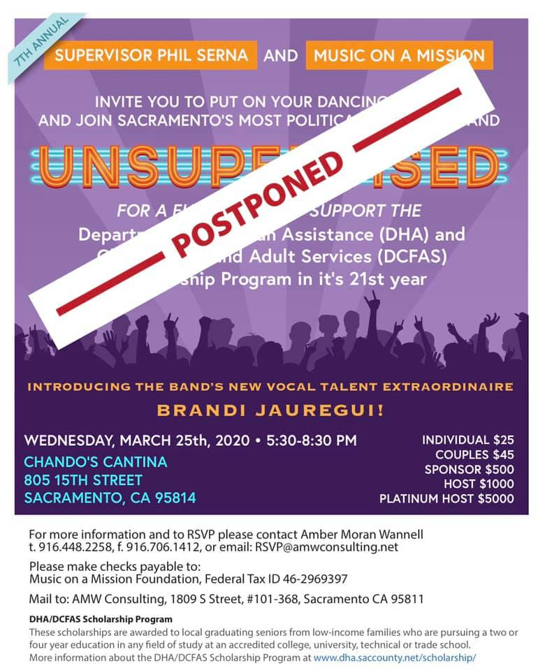 """UnSupervised"" scholarship benefit postponed"